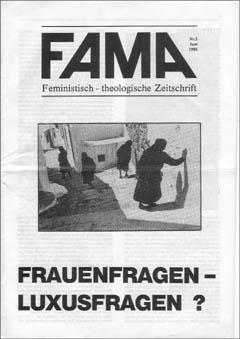 1986-2<br>Frauenfragen – Luxusfragen?