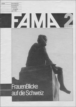 1991-2<br>FrauenBlicke auf die Schweiz