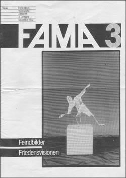 1992-3<br>Feindbilder – Friedensvisionen