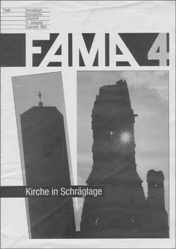 1995-4<br>Kirche in Schräglage