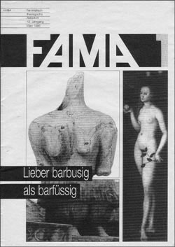 1996-1<br>Lieber barbusig als barfüssig