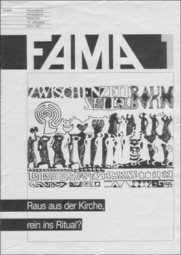 1997-1<br>Raus aus der Kirche, rein ins Ritual?