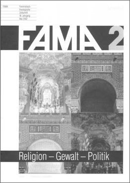 2002-2<br>Religion – Gewalt – Politik