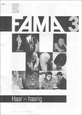 2003-3<br>Haar – haarig