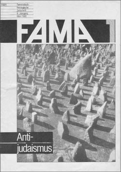 1991-1<br>Antijudaismus