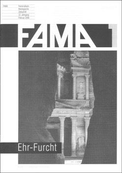 2006-1<br>Ehr-Furcht